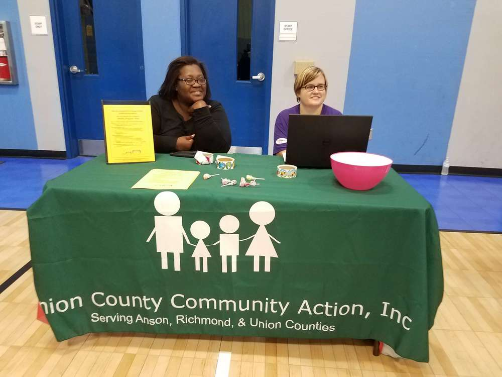 Marion County Community Action Inc table