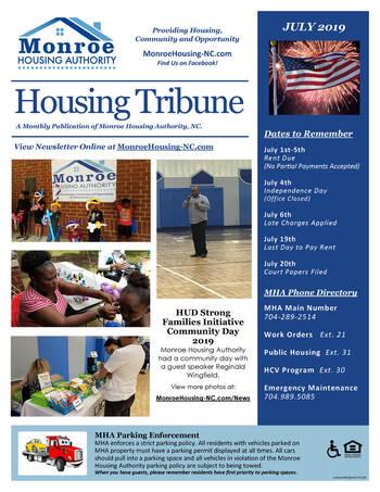 Monroe Housing Authority, NC