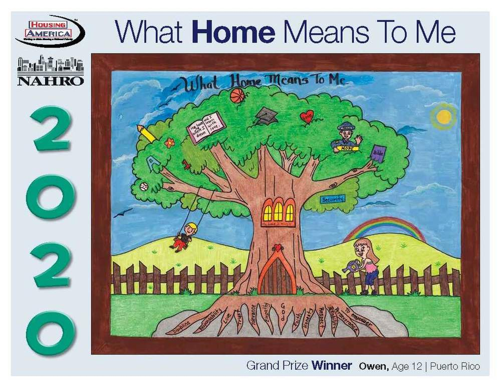 What Home Means To Me Poster