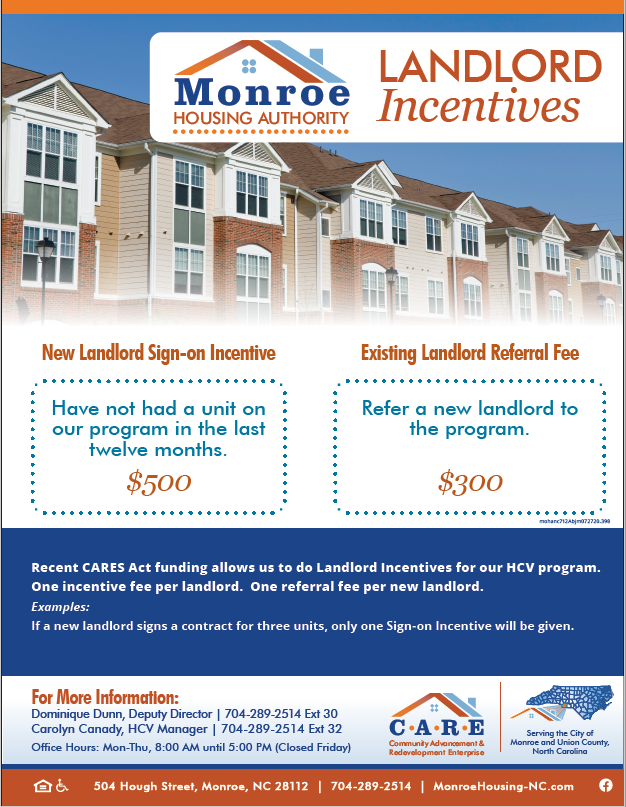 Landlord Incentives!!!